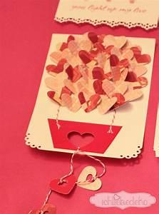 Karten Selber Basteln : karten zum valentinstag selber machen ich liebe deko ~ Orissabook.com Haus und Dekorationen