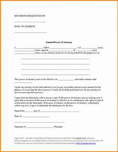 100 power of attorney form free free medical power With poa template free
