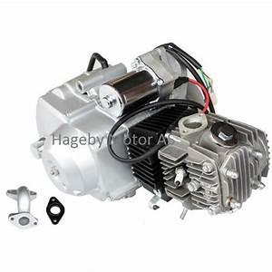 Motor 110cc Automat Og Elstart
