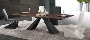 enchanteur table a manger design italien et superb table With salle a manger design italien