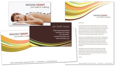Therapy Brochure Templates by Letterhead Template For Chiropractor Physical