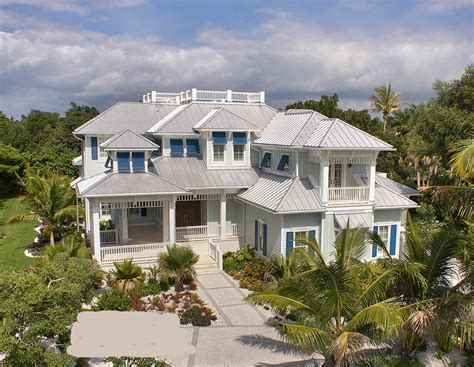 Florida Style House Plan #175-1092