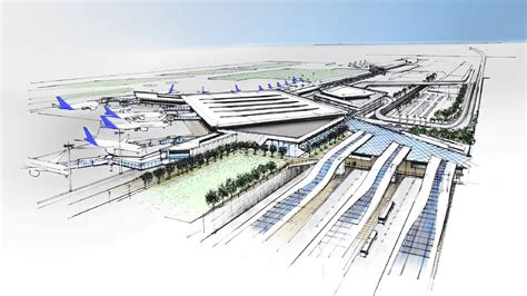 first sketches of western sydney airport revealed camden narellan advertiser