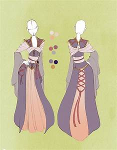 Commission Outfit April 04  by VioletKy on DeviantArt