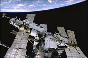 Russian Mir Space Station Crash (page 3) - Pics about space