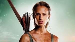 Filmkritik Tomb Raider Starke Lara Schwacher Film Golemde