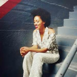 solange opens    natural hair journey