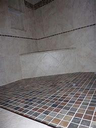 Bullnose Tile around Shower Niche