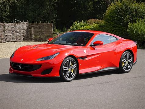 Ferrari to launch 3 new models this year, 2 of them will debut next month. Used Ferrari Portofino 3.9 V8 Convertible (2018) | TOP 555 - TOP555