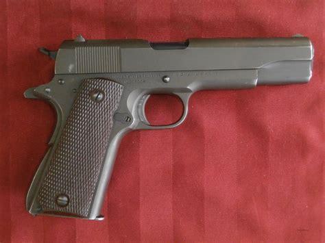 Ww2 Colt 1911a1 For Sale