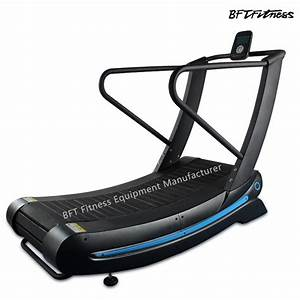China Curved Treadmill For Sale Commercial Woodway Curve