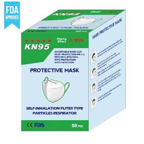 CE FDA Certified KN95 Face Mask   Best Of As Seen On TV