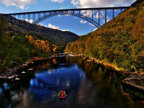 8 Great Fall Weekend Adventures in the Southeast