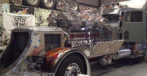 21 Baddest Custom Semi Trucks on Earth - Mentertained
