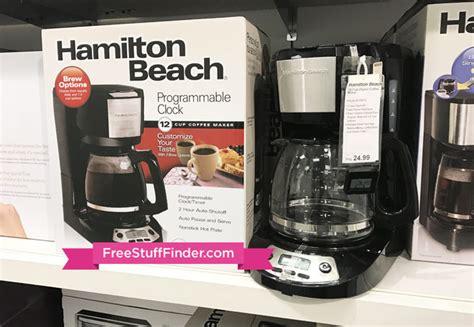 *hot* .39 (reg ) Hamilton Beach Kitchen Appliances Cold Brew Coffee One Gallon Bags Bonavita Maker Edmonton Beans Price Per Kilo Philippines Board Game Kelapa Gading Pressed How To Make Best Buy Lid