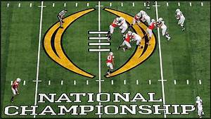 College Football National Championship Game Tickets ...