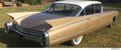1960 Cadillac 4 Door Sedan Seats 6 Big Yank Tank Dream To
