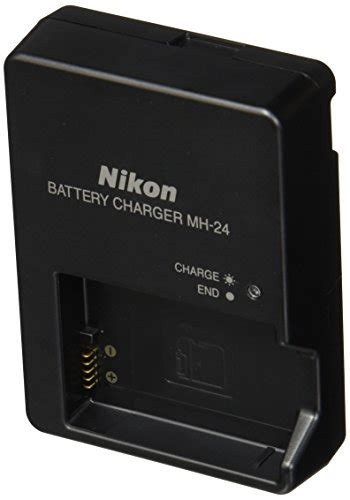 Nikon Mh24 Quick Charger For Enel14 Liion Battery
