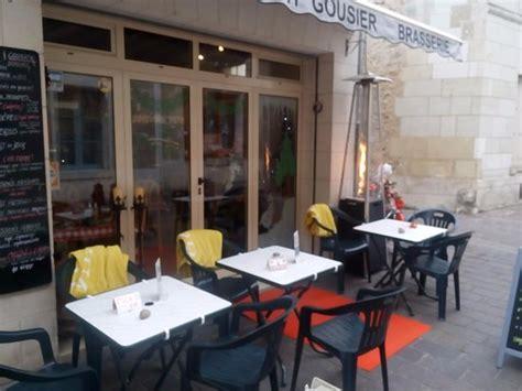 restaurant le petit gousier dans azay le rideau avec cuisine fran 231 aise restoranking fr