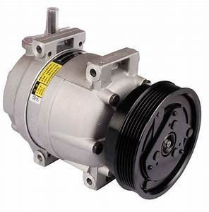 Auto Air Conditioning Denso 6seu14c Compressor Magnetic