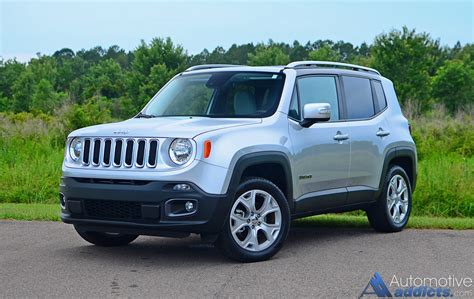 jeep renegade 2016 2016 jeep renegade limited 4 4 review test drive