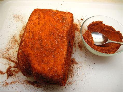 rub for pork slow cooker pork shoulder roast recipe dishmaps