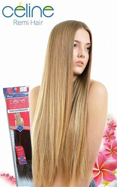 Straight Wigs Celine Hair Natural Tape Remi