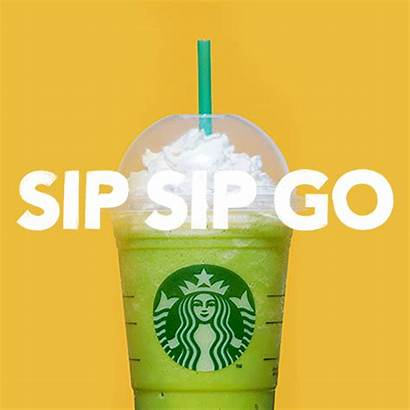 Starbucks Gifs Thank Animated Adweek Fun Designtaxi
