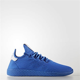"Adidas Pharrell Williams Tennis Hu Blue ""Solid Pack""   CP9766"
