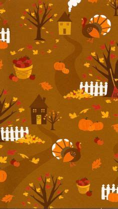 Background Home Screen Fall Thanksgiving Wallpaper by 117 Best Thanksgiving Screensavers Images In 2019