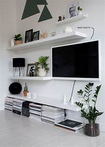 Ikea Regal Lack : 30 ways to hack ikea lack shelves hative ~ A.2002-acura-tl-radio.info Haus und Dekorationen