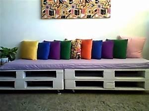 16 diseños de muebles con palets que no imaginarías que se
