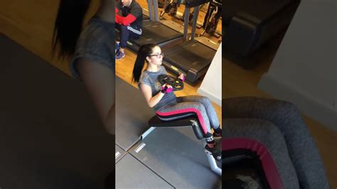 Abs On Incline Bench With Weights. V(abs Workout Exercise