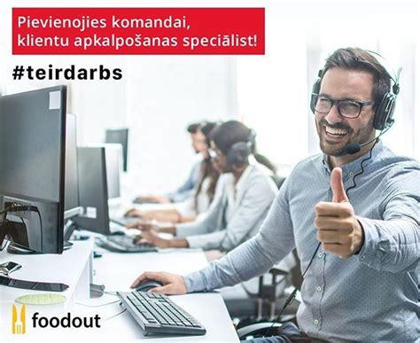 Lielākais ēdienu piegādes portāls Baltijā Foodout.lv ...