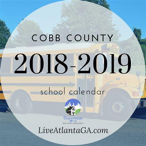 cobb county school calendar qualads