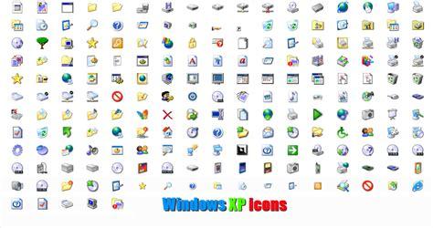windows xp icons by gothago229 on deviantart