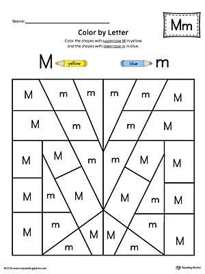letter m worksheets picture letter match letter m worksheet 60064