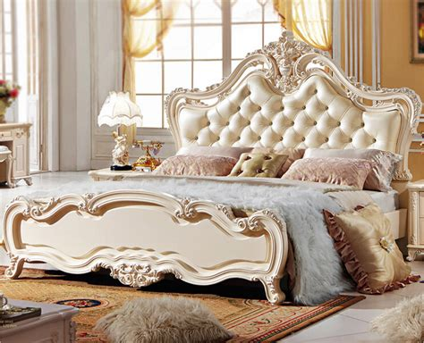 buy hand carving luxury king size bedroom