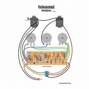 Dumble Amp Wiring Diagram  Schematic Ckt Of A Dumble