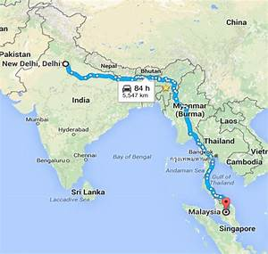 8 Amazing Foreign Road Trips From India KHBUZZ