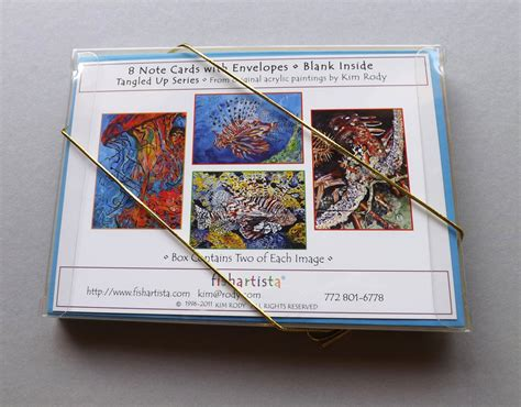 Tangled Up Note Card Collection
