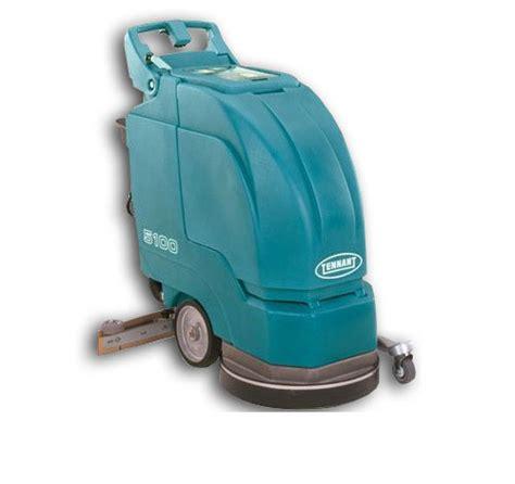 "Reconditioned Tennant 5100  17"" Walkbehind Floor Scrubber"