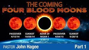 4 BLOOD RED MOONS 2014-2015 | zeitgeist777
