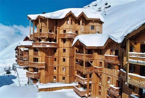 chalet altitude val thorens savoie 73 luxe passions