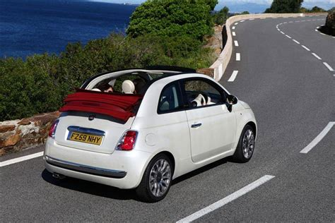 Used Fiat 500c by Fiat 500c 2009 2015 Used Car Review Car Review Rac