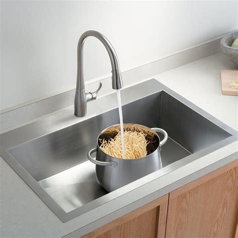 Kohler Kitchen Sink 33x22 by Kitchen On Faucets Kitchen Counter Top And