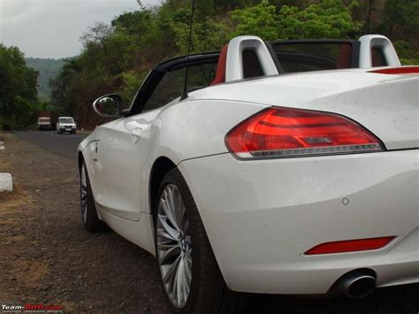 Bmw Z4 35i Convertible From