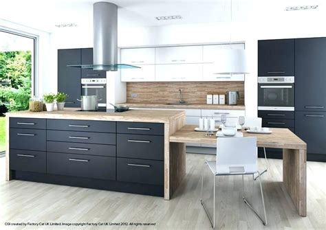 Modern Grey Kitchen Cabinets And White Pictures Gray Gloss