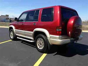 Buy Used 98 Isuzu Trooper Fully Loaded  Leather  Moon Roof  Auto  4x4 Suv 107k No Rsrve In