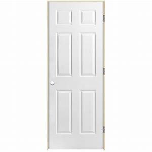 shop reliabilt prehung hollow core 6 panel interior door With 36 interior door lowes